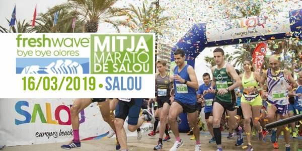 Mitja Marató de Salou - Entrega de dorsals