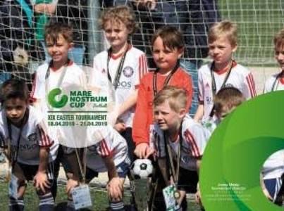 XIX Mare Nostrum Cup Fútbol Semana Santa