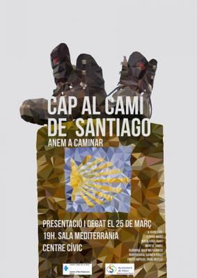 Presentació i debat sobre la sortida Camí de Santiago