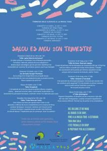 SALOU ES MOU: TALLER SCRAPBOOK