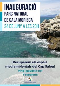 Inauguració Parc i Mirador de Cala Morisca