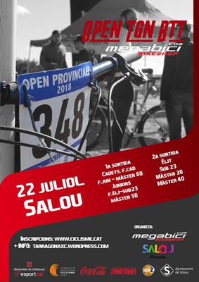 Open Tarragona BTT Megabici Salou 2018