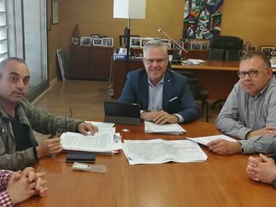 L'alcalde de Salou i la UGT Sindicat Ferroviari a Tarragona coincideixen en la implantació d'un TrenTram integrat i de proximitat amb el desenvolupament del projecte de l'Eix Cívic