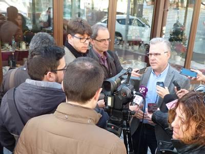 """L'alcalde fa un balanç molt positiu del pacte de govern després d'1 any i destaca que """"l'estabilitat"""" és la clau per al progrés i la governança"""