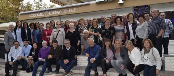 Una cinquantena de persones participen a la cinquena Trobada de Albojenses a Salou