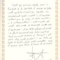 M. Hble. Sr. Carles Puigdemont, President Generalitat Catalunya, 6-5-2016