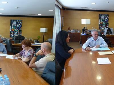 Es renova el conveni de col·laboració de Benestar i Serveis Socials de Salou amb Càritas Interparroquial i amb la Associació de Assistència Social Eluzai