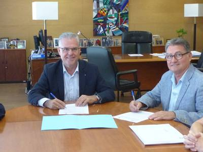 Salou renova el conveni amb el consell comarcal del Tarragonès per la gestió de traductors