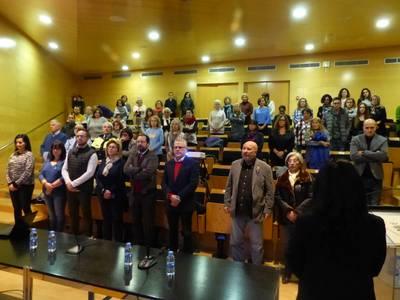 Salou se suma a la lectura del manifest contra la violència masclista