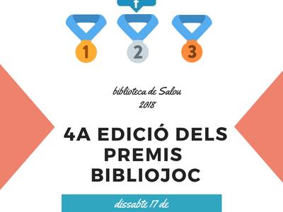La biblioteca de Salou lliura aquest dissabte els premis del BiblioJoc