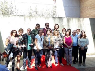 Salou lliura els premis als superlectors en la festa d'aniversari dels 25 anys de la biblioteca municipal