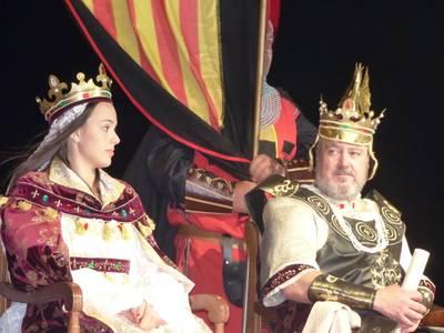 rei i reina durant rei jaume.JPG