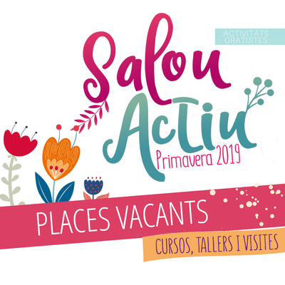 Darreres places disponibles del Salou Actiu