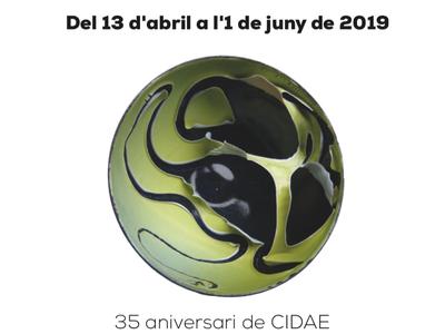 El Centre d'Informació i Difusió de l'Art de l'Esmalt celebra els seus 35 anys amb una exposició a la Torre Vella de Salou