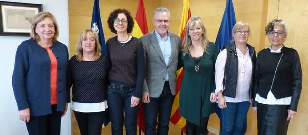 Es presenta la nova junta directiva del Grup de Dones