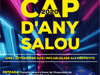 L'Ajuntament organitza una Festa de Cap d'Any solidària al Pavelló Salou Centre