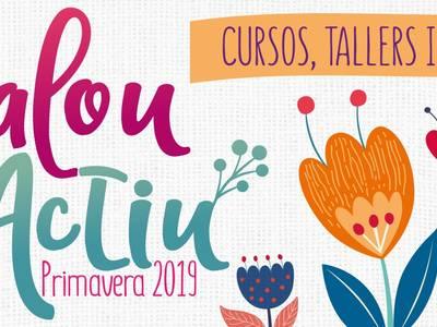 L'Ajuntament presenta el nou programa Salou Actiu Primavera 2019