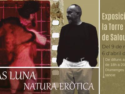 La Torre Vella de Salou recorda Bigas Luna amb una oda a l'erotisme