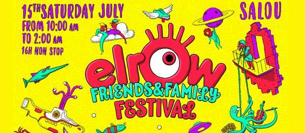 """La zona dels Emprius no acollirà el festival """"elrow"""""""