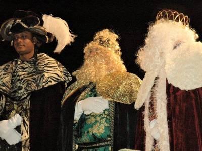 S.M. els Reis Mags d'Orient arriben aquest diumenge, dia 5 de gener, al Port de Salou