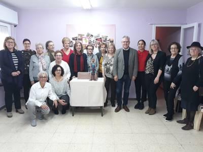 Salou dedicarà una escultura de bronze a les puntaires del municipi que enguany commemoren el 25è aniversari
