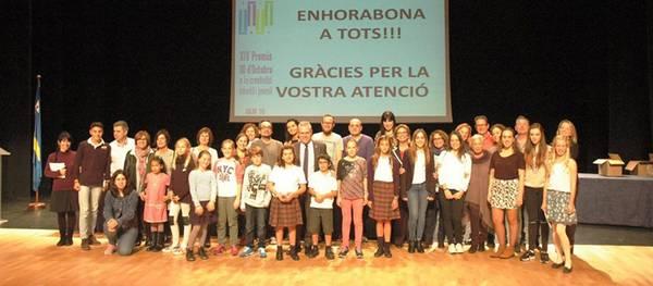 Salou distingeix el talent dels joves en el marc de la XIV edició dels Premis 30 d'Octubre