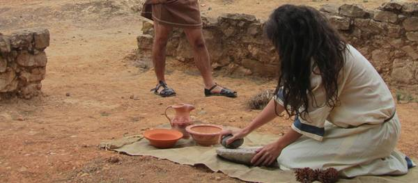 Salou organitza per primer cop visites guiades al poblat de La Cella