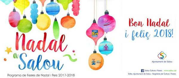 Salou organitza una quarantena d'actes per celebrar el Nadal i Reis