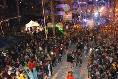 Salou tanca la Festa Major d'hivern 2020 amb rècord de públic al Cós Blanc