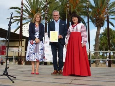 Salou vibra amb el primer Festival de Cultura i Música d'Ucraïna