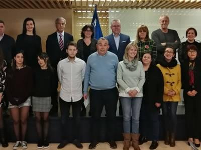 L'Ajuntament de Salou premia el talent dels joves estudiants del municipi