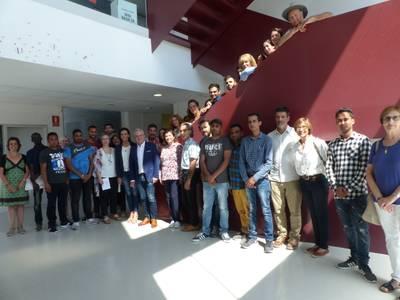El Servei Local de Català de Salou acull al voltant de 200 alumnes durant aquest any acadèmic