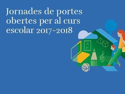 Els centres educatius de Salou programen Jornades de Portes obertes i la preinscripció del curs 2017/2018