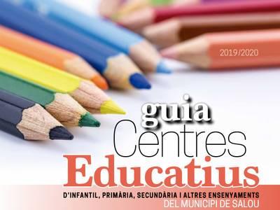 Ensenyament edita una guia actualitzada relativa a les escoles del municipi
