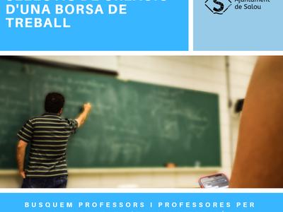 L'Ajuntament de Salou busca professors/es per a la Unitat d'Escolarització Compartida (UEC)