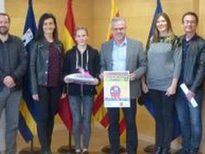 L'Edna Meléndez, alumna de l'Escola Elisabeth, guanya el concurs de dibuix de les jornades d'Educació Viària