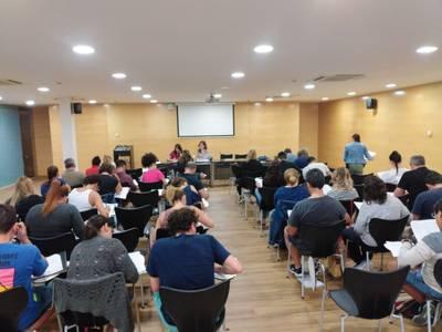 L'EOI de Salou oferta les darreres places vacants per estudiar anglès, francès i rus