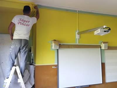 La regidoria d'Ensenyament està executant diverses millores a les escoles de Salou per valor de 51.100 euros
