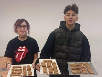 """La UEC estrena el projecte """"esmorzars saludables"""""""