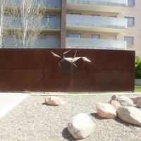 Escultura Dragonets - Avinguda Pere Molas