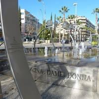 Monument a la Dona - Plaça del Carrilet