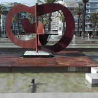 Monument de Pablo Bruera - Passeig Jaume I