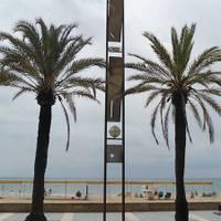 Monument Lluminària Torre Salou - Passeig de Miramar