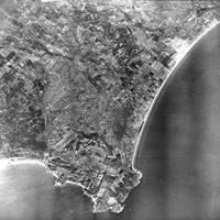 1956 - Vista aèria Cap Salou