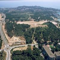 2007 - Vista aèria Cap Salou