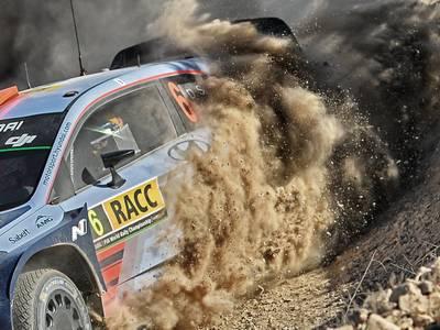 76 vehicles inscrits en el 54 RallyRACC
