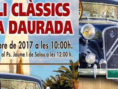 Aquest diumenge es disputarà una nova edició del Rally Clàssics Costa Daurada