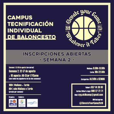 Cartell campus de bàsquet Elevate Your Game.jpeg