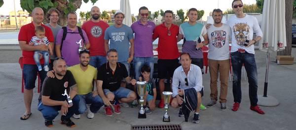 Finalitza el X campionat Futbol 7 Salou 2016/2017