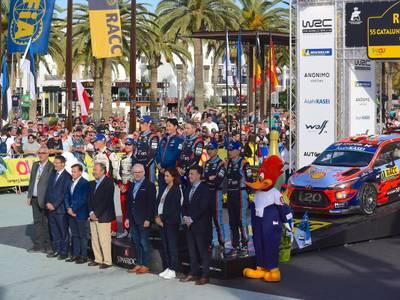 GALERIA DE FOTOS: 55a edició del RallyRACC Catalunya – Costa Daurada, Rally de España 2019